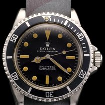 Rolex Submariner ref 5513 meter first matt dial