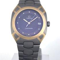 歐米茄 (Omega) OMEGA Seamaster Titanium Men's Quartz Watch...