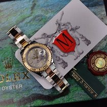 Rolex Lady Yacht-Master - Slate Dial