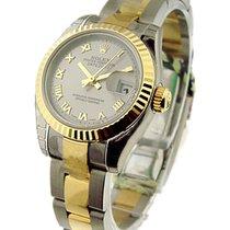 Rolex Unworn 179173 Ladys 2-Tone Datejust with Oyster Bracelet...
