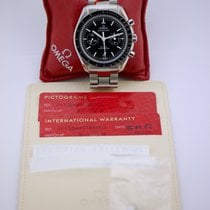Omega Moonwatch Co-Axial Chronograph Speedmaster  Box &...