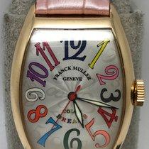 法兰克穆勒 (Franck Muller) Color Dreams 5850SC 18k Rose Gold...