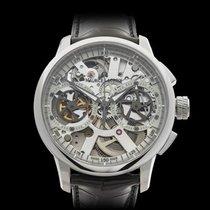 艾美 (Maurice Lacroix) Masterpiece Squelette Chronograph...