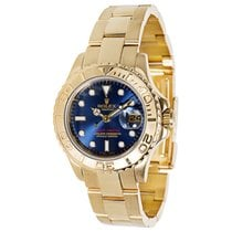 Rolex Yachtmaster 169628 Ladies Watch in 18K Yellow  Gold