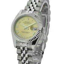 Rolex Unworn 179174 Datejust Ladies with Jubilee Bracelet in...