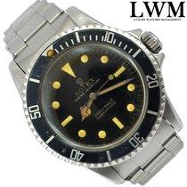 Rolex Submariner 5512 Cornino glossy meter/feet gilt graphic dial