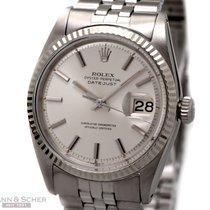 Rolex Vintage Datejust Ref-1601 Stainless Steel Bj-1966