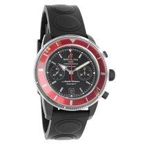Breitling SuperOcean Heritage 44 Mens Swiss Watch M23370D4-BB8...