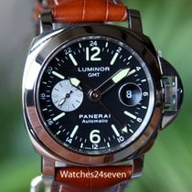 Panerai PAM 88 Luminor Marina GMT Automatic Date 44 mm