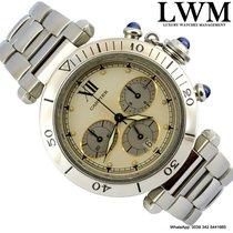 까르띠에 (Cartier) PASHA Cronografo Automatico Data Full Set 1998's