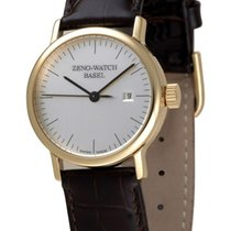 Zeno-Watch Basel -Watch Damenuhr - Bauhaus Automatic Mini gold...