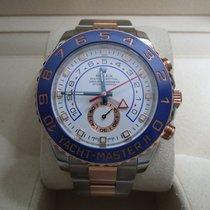 Rolex Yacht-Master II SS/18K Everose Gold