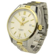 TAG Heuer Carrera Steel & Gold Automatic WV215A