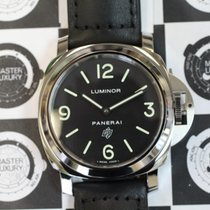 Panerai PAM01000 Luminor Base Logo Acciaio