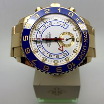 Rolex Yacht-Master II Regatta Yellowgold 116688 B&P