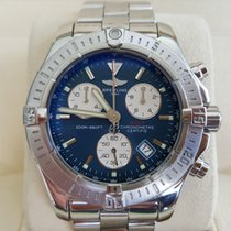 Breitling Colt Chronograph steel fresh service