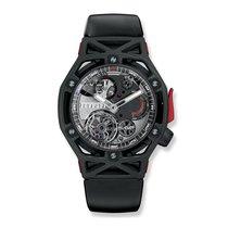 Hublot Techframe Ferrari Tourbillon Chronograph Carbon 45 mm...