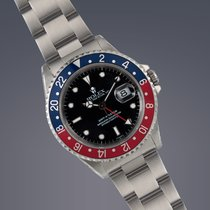 Rolex GMT-Master '16700' steel Oyster Perpetual FULL SET
