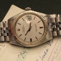 Rolex Datejust step dial tapisserie box papers and booklets
