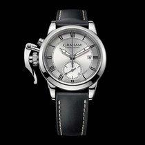 Graham Chronofighter 1695 Silver