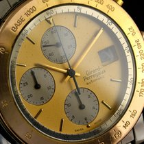 Girard Perregaux automatic chronograph 7000 GBM - 18k pink...