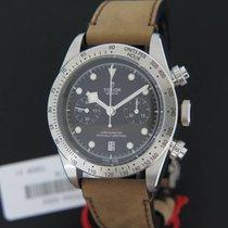 Tudor Heritage Black Bay Chrono NEW 79350