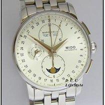 Mido Baroncelli Mondphasen Chronograph