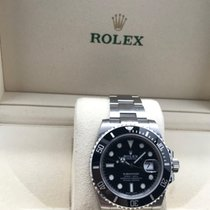 Rolex 116610LN Rolex New Submarin Ceramic Bezel Black Dial Dateer