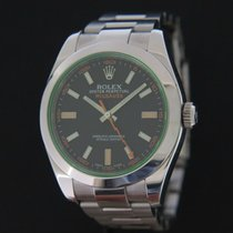 Rolex Oyster Perpetual Milgauss GV