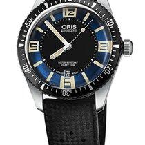 Ορίς (Oris) Oris Divers Sixty-Five Blue