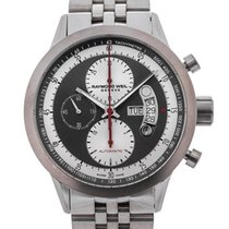 Raymond Weil Freelancer Automatic Chronograph 45 Titanium Red...