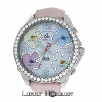 Jacob & Co. New  Five Time Zones 47MM 3.25 Carat Diamond...