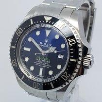Rolex Deepsea James Cameron 44mm Deep Blue Mens Watch, Full Set