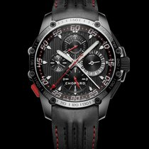 Chopard SUPERFAST CHRONO SPLIT SECOND DLC BLACKENED STAINLESS...