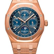 Audemars Piguet Royal Oak Prepetual Calendar 18K Pink Gold...
