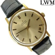 Zenith Stellina Classic Vintage yellow gold 18KT automatic...