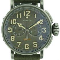 Zenith Heritage Pilot Café Racer Type 20 Herren Chronograph,...