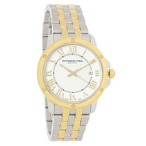 Raymond Weil Tango Series Mens Two Tone Quartz Watch 5591-STP-...