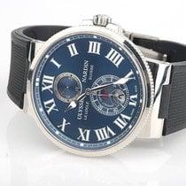 Ulysse Nardin Maxi Marine Chronometer Automatic Blue Edition