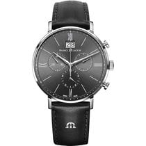 Maurice Lacroix Eliros Chronograph Herrenuhr EL1088-SS001-811-1