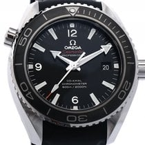 Omega Seamaster Planet Ocean 600m Co-Axial Stahl Automatik...