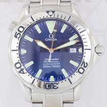 오메가 (Omega) Seamaster Professional Chronometer Electric blue...