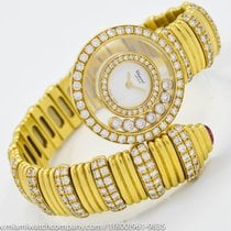 "Chopard ""Very Limited Boutique"" Watch - 18k Yellow..."