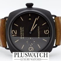 Panerai RADIOMIR COMPOSITE BLACK SEAL 3 DAYS  45MM PAM00505 505