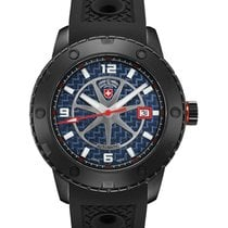 Swiss Military Cx Swiss Military Rallye Auto Watch 44mm Dlc...