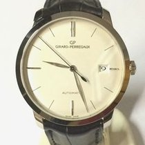 Girard Perregaux 1966 Weissgold (Occasion)