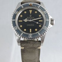 Rolex 1963 Rolex Submariner 5513 PCG Cornino Gilt Underline Dial