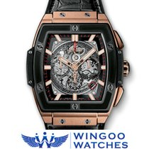 Hublot - SPIRIT OF BIG BANG KING GOLD CERAMIC Ref. 601.OM.0183.LR