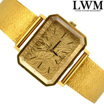 Omega De Ville 5110379 by Andrew Grima yellow gold full set 1977