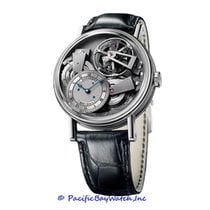 Breguet La Tradition Fusee Tourbillon 7047PT/11/9ZU Pre-Owned